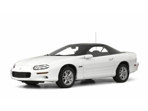 2001 Chevrolet Camaro for sale at Sam Leman Toyota Bloomington in Bloomington IL