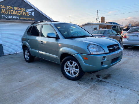 2006 Hyundai Tucson for sale at Dalton George Automotive in Marietta OH