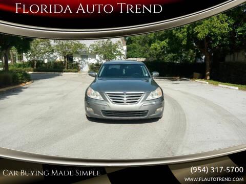 2009 Hyundai Genesis for sale at Florida Auto Trend in Plantation FL