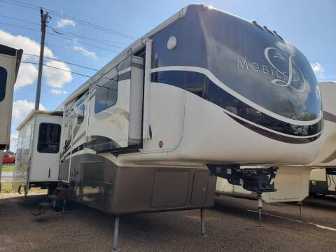 2012 DRV Mobile Suites  RESB3 for sale at Ultimate RV in White Settlement TX