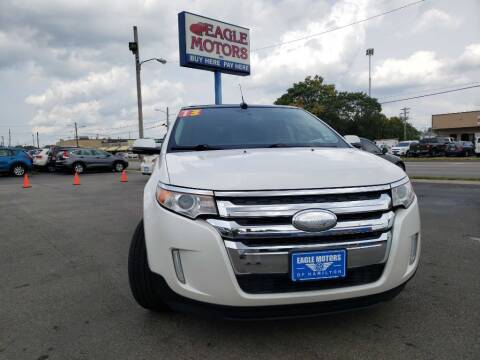 2013 Ford Edge for sale at Eagle Motors in Hamilton OH