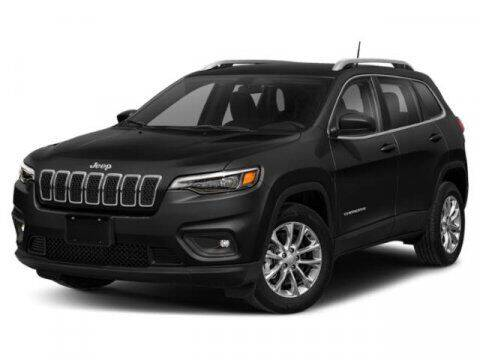 2019 Jeep Cherokee for sale at Park Place Motor Cars in Rochester MN