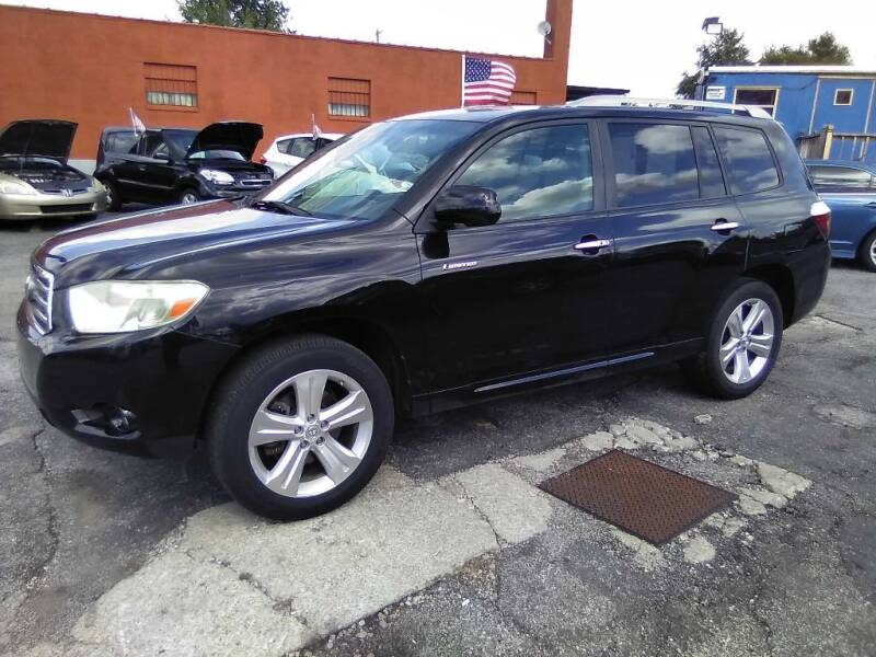 2008 Toyota Highlander for sale at Honest Abe Auto Sales 4 in Indianapolis IN