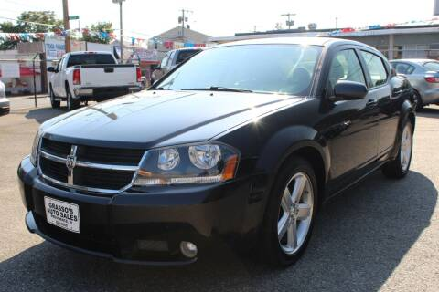 2008 Dodge Avenger for sale at Grasso's Auto Sales in Providence RI