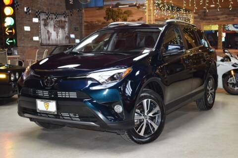 2018 Toyota RAV4 for sale at Chicago Cars US in Summit IL