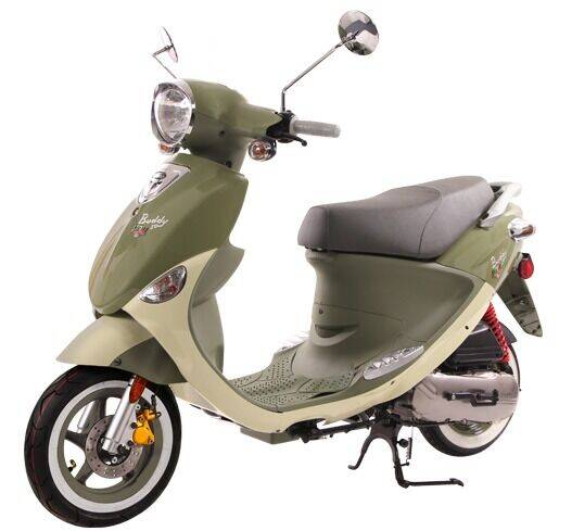 2021 Genuine Scooter Company Buddy 50 International for sale in Lebanon, PA