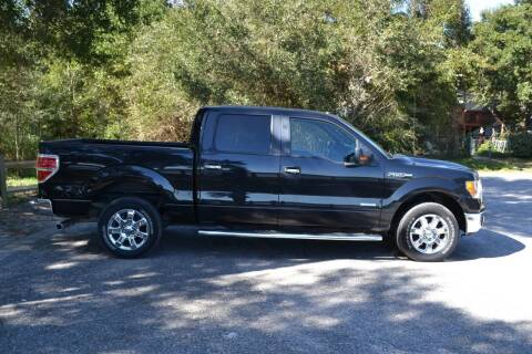 2013 Ford F-150 for sale at Car Bazaar in Pensacola FL