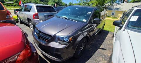 2015 Dodge Grand Caravan for sale at Steve's Auto Sales in Madison WI