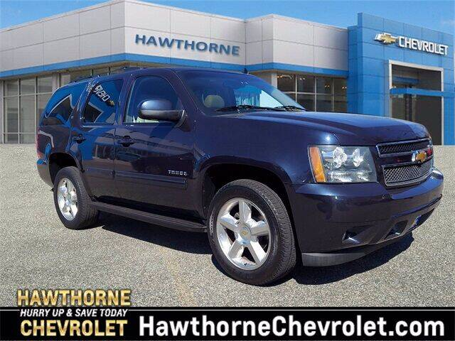 2013 Chevrolet Tahoe for sale at Hawthorne Chevrolet in Hawthorne NJ