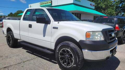2008 Ford F-150 for sale at Action Auto Specialist in Norfolk VA