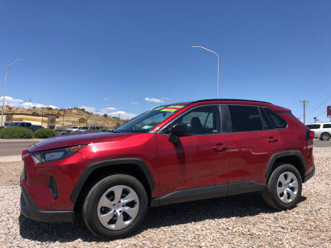 2020 Toyota RAV4 for sale at 1st Quality Motors LLC in Gallup NM