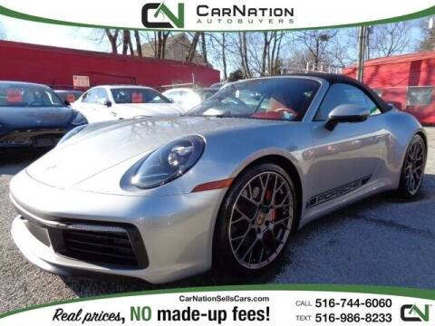 2020 Porsche 911 for sale at CarNation AUTOBUYERS Inc. in Rockville Centre NY