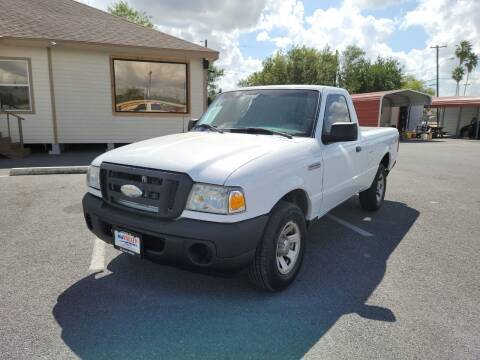 2009 Ford Ranger for sale at Mid Valley Motors in La Feria TX