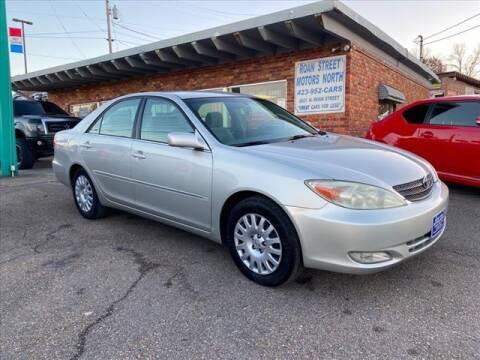2003 Toyota Camry for sale at PARKWAY AUTO SALES OF BRISTOL - Roan Street Motors in Johnson City TN