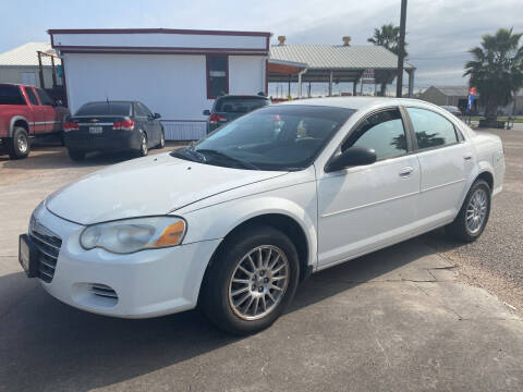 2005 Chrysler Sebring for sale at M & M Motors in Angleton TX