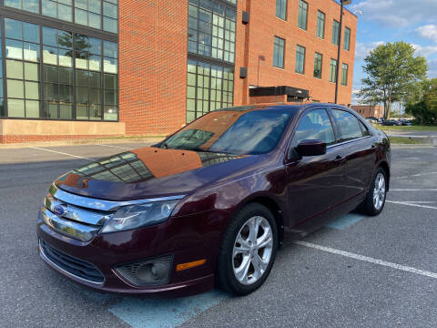 2012 Ford Fusion for sale at Auto Wholesalers Of Rockville in Rockville MD
