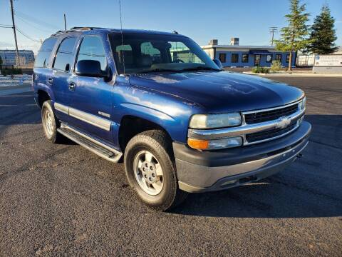 2003 Chevrolet Tahoe for sale at The Auto Barn in Sacramento CA