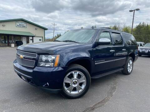 2009 Chevrolet Suburban for sale at Lakes Area Auto Solutions in Baxter MN