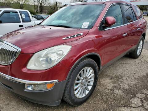 2010 Buick Enclave for sale at Shelton & Son Auto Sales L.L.C in Dover AR