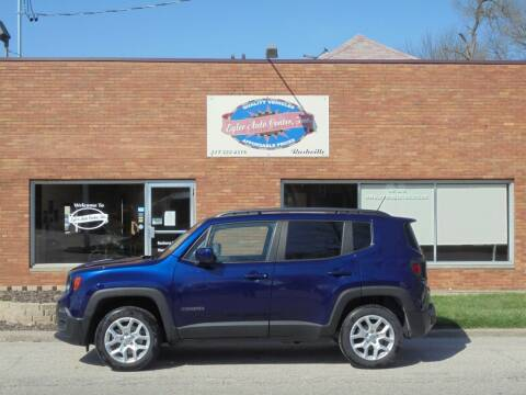 2017 Jeep Renegade for sale at Eyler Auto Center Inc. in Rushville IL