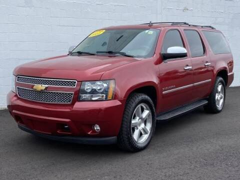2013 Chevrolet Suburban for sale at TEAM ONE CHEVROLET BUICK GMC in Charlotte MI