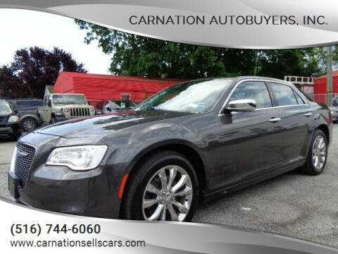 2018 Chrysler 300 for sale at CarNation AUTOBUYERS Inc. in Rockville Centre NY