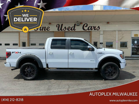 2011 Ford F-150 for sale at Autoplex Milwaukee in Milwaukee WI