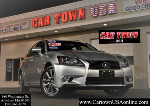 2015 Lexus GS 350 for sale at Car Town USA in Attleboro MA