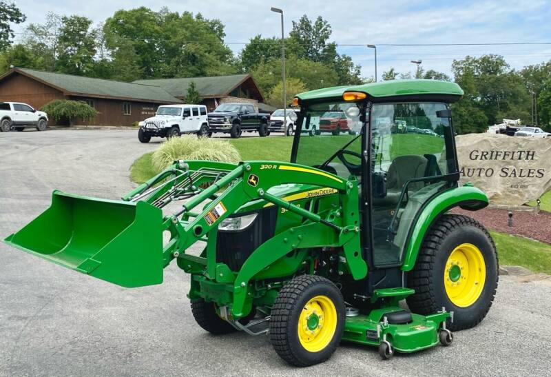 2021 John Deere 3033R for sale at Griffith Auto Sales in Home PA