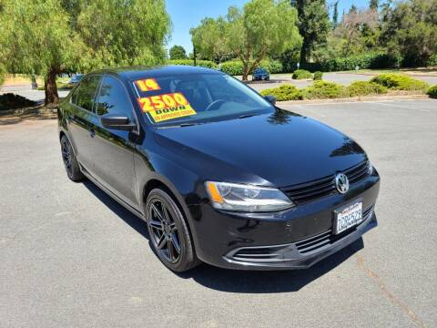 2014 Volkswagen Jetta for sale at ROBLES MOTORS in San Jose CA