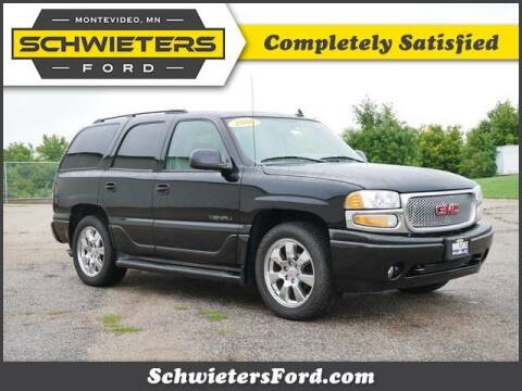 2006 GMC Yukon for sale at Schwieters Ford of Montevideo in Montevideo MN
