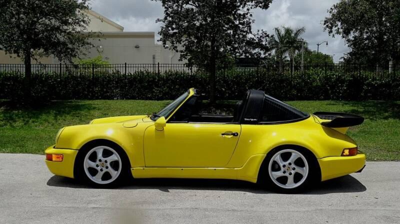 1975 Porsche 911 for sale at Premier Luxury Cars in Oakland Park FL