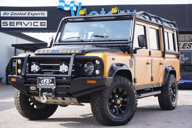 1985 Land Rover Defender for sale in Houston, TX