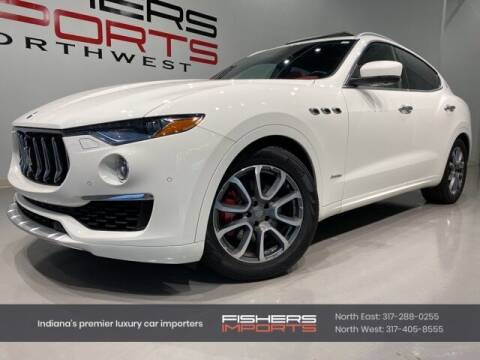 2019 Maserati Levante for sale at Fishers Imports in Fishers IN