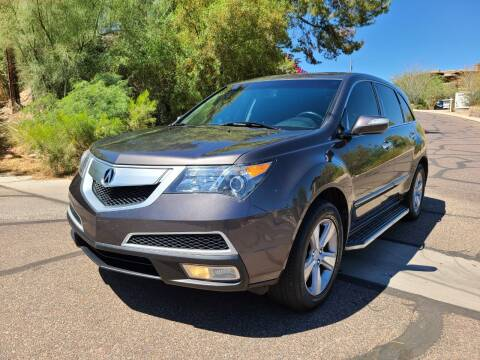 2011 Acura MDX for sale at BUY RIGHT AUTO SALES in Phoenix AZ