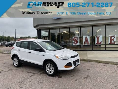 2016 Ford Escape for sale at CarSwap in Sioux Falls SD