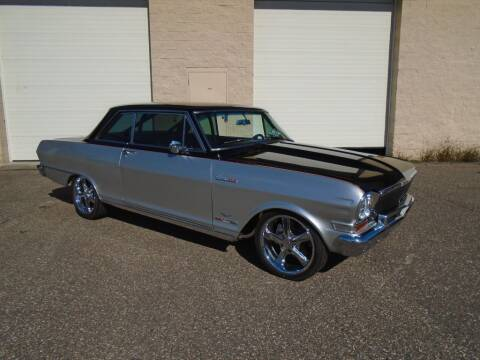 1964 Chevrolet Nova for sale at Route 65 Sales & Classics LLC - Classic Cars in Ham Lake MN