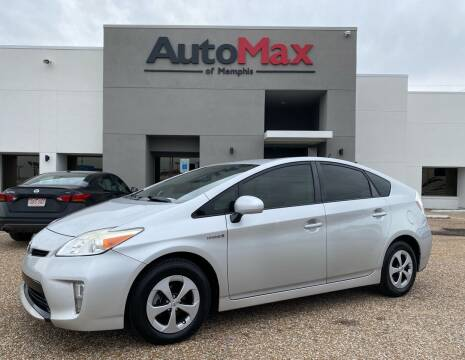 2014 Toyota Prius for sale at AutoMax of Memphis in Memphis TN