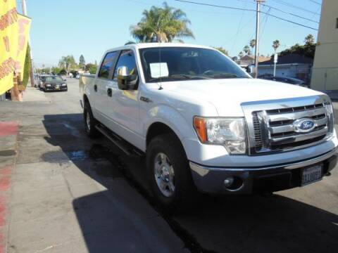 2012 Ford F-150 for sale at Top Notch Auto Sales in San Jose CA