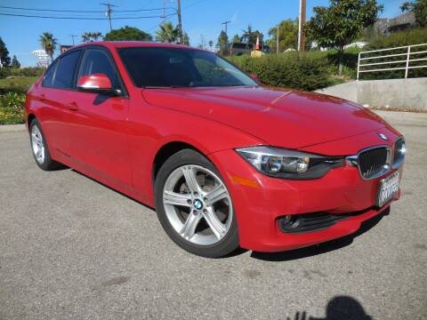 2014 BMW 3 Series for sale at ARAX AUTO SALES in Tujunga CA