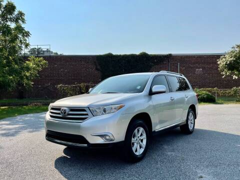 2013 Toyota Highlander for sale at RoadLink Auto Sales in Greensboro NC