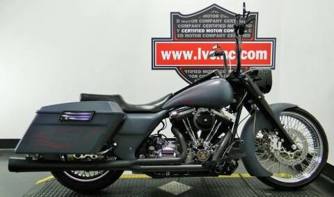 2009 CUSTOM BAGGER for sale at Certified Motor Company in Las Vegas NV