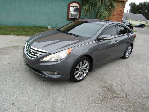 2011 Hyundai Sonata for sale at S & T Motors in Hernando FL