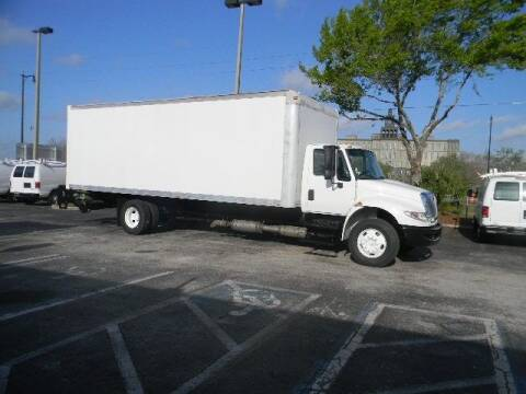 2015 International DuraStar 4300 for sale at Longwood Truck Center Inc in Sanford FL