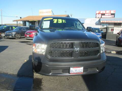 2014 RAM Ram Pickup 1500 for sale at Quick Auto Sales in Modesto CA