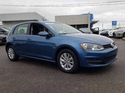 2016 Volkswagen Golf for sale at Cj king of car loans/JJ's Best Auto Sales in Troy MI