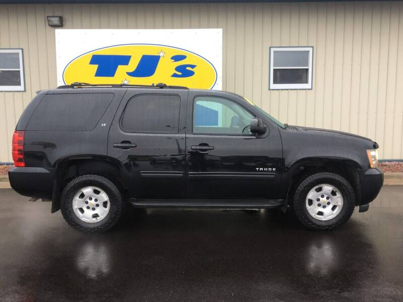 2011 Chevrolet Tahoe for sale at TJ's Auto in Wisconsin Rapids WI