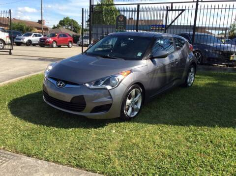 2013 Hyundai Veloster for sale at Car City Autoplex in Metairie LA