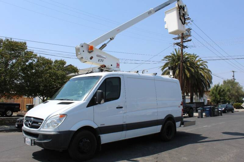 2011 Mercedes-Benz Sprinter Cargo for sale at CA Lease Returns in Livermore CA