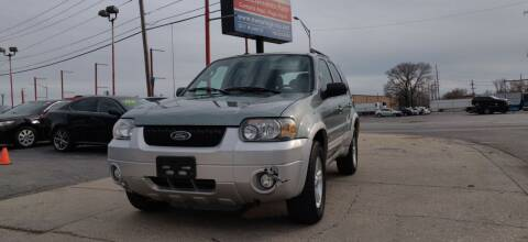 2007 Ford Escape Hybrid for sale at Nationwide Auto Group in Melrose Park IL